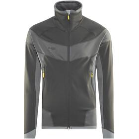 Bergans Roni Fleece Jacket Men solid charcoal/solid grey